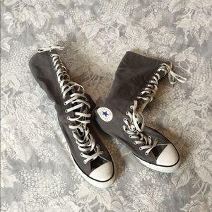 Converse | Hi Lace-Up Sneakers Womens Closet
